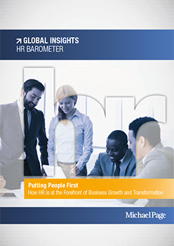 2015 Global HR Barometer
